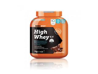 Namedsport Protein High Whey 6.4 Čokoládový 1000G