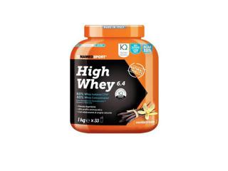 Namedsport Protein High Whey 6.4 Vanilkový 1000G