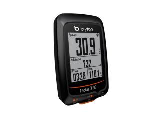 Bryton Gps Rider 310 T (CAD + HRM)