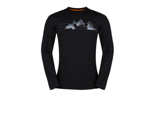 Dobrodružstvo ťa môže čakať blízko domova, alebo v divočine, no toto odolné tričko s dlhými rukávmi je pripravené na čokoľvek. Komfort organickej bavlny stelesnený v tomto pánskom tričku je presne to, čo hľadáš.