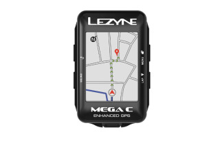 Lezyne Mega C GPS Black 2019