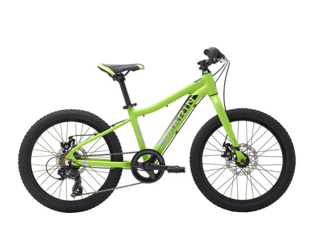 Model Hidden Canyon je kvalitný detský horský bicykel postavený na ľahkom AL ráme, kotúčových brzdách a špičkových Shimano komponentoch. Je navrhnutý pre mladých jazdcov, ktorí radi objavujú každý terén a zdokonaľujú sa v jazde nielen po cyklistických chodníkoch, ale aj lesných cestách, či singletrackoch.