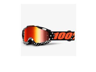 100% Accuri Gaspard - Mirror Red Lens