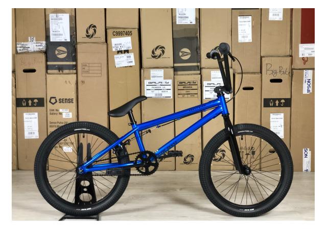 """Obľúbené freestylove bicykle vhodné pre mládež a začínajúcich profi jazdcov. Sú postavené na kvalitnom pevnom ráme a značkových komponentoch LeadTec a Nexelo. 20"""" spevnené kolesá sú osadené na plášťoch americkej značky Kenda. Platformové pedále sú súčasťou bicykla. Možnosť osadenia pegov."""