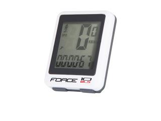 Počítač FORCE WLS 10 funkcií, bezdrôtový