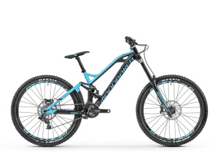 "MONDRAKER SUMMUM 27,5"" 2019  black/light blue"